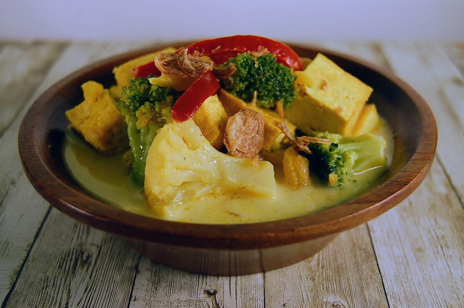 Buntegemüse mit Basisgewürz Indonesisch Kochen