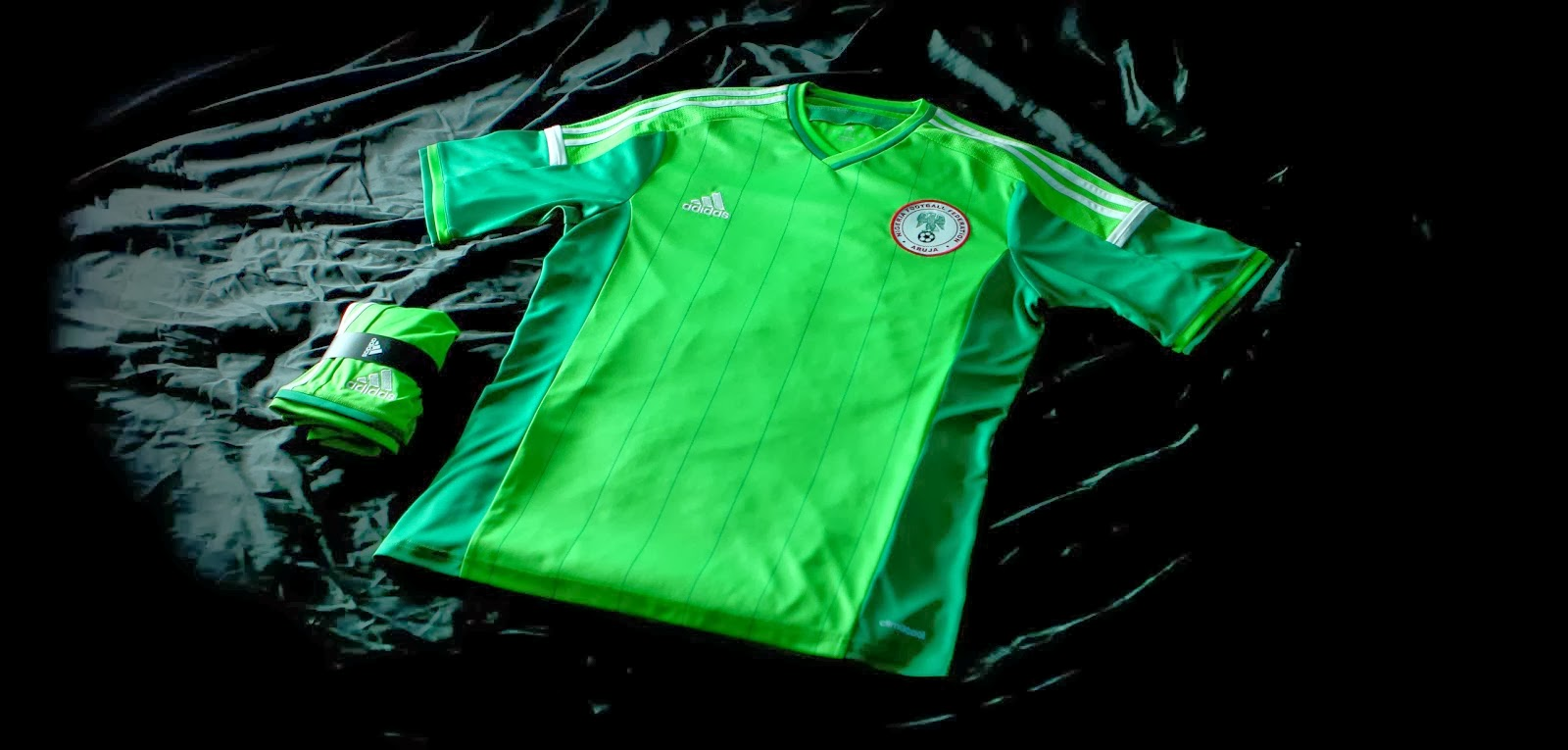 competitive price d904c e9b3c Pro Soccer: adidas Launches New Nigeria National Team Kits