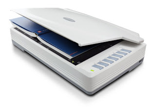 is a sizable format scanning device that tin cheque upward to  Plustek OpticPro A320L Drivers Download And Review