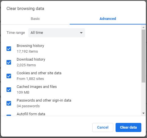 Cara agar Chrome tidak berat loading