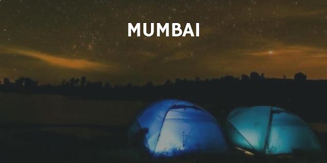 Trekking tents for rent in Mumbai