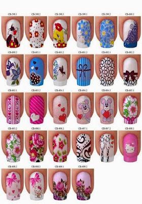 Uñas decoradas, con pintados bonitos y lindos faciles