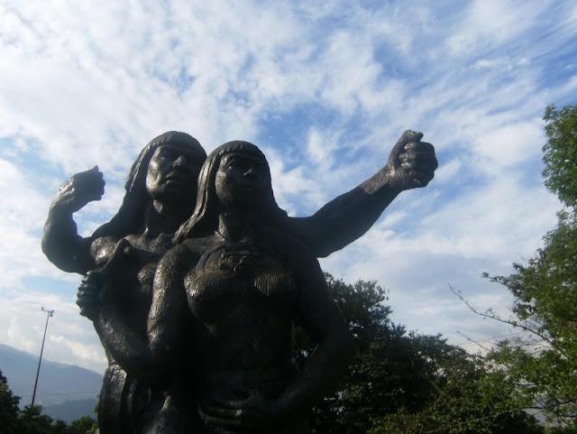 Señala Graciliano que fue en Guayabal donde se encontraba el poblado principal de acuerdo con la prueba arqueológica