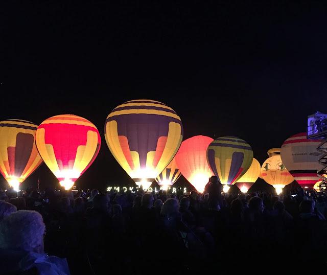 International de montgolfières de Saint-Jean-sur-Richelieu