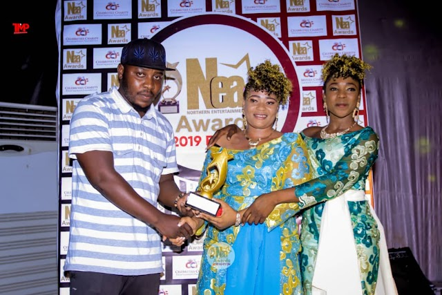 Gospel duo Sabii and Matt win big at Northern Entertainment Awards