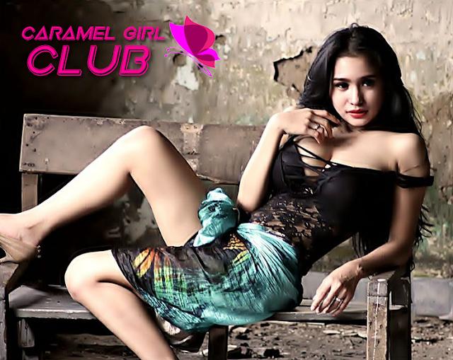 Galeri Foto Model Seksi Indonesia - Bibie Julius / Nadia Ervina