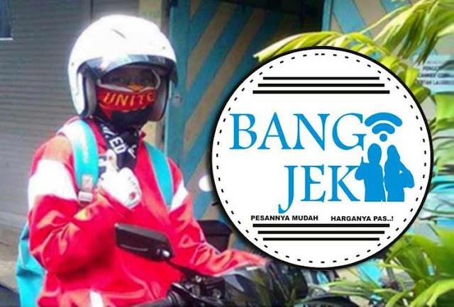 Bang Jek, Transportasi Ojek Online di Yogyakarta