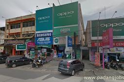 Lowongan Kerja Padang: Green Ponsel Februari 2018