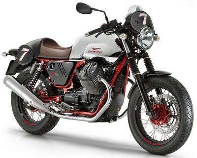 Harga Moto Guzzi V7 II