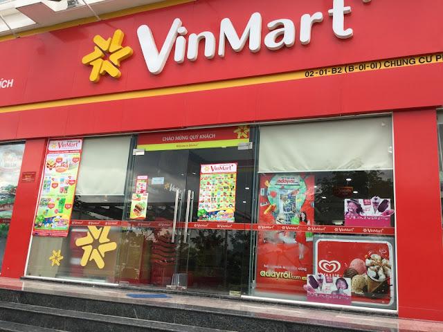 Hướng dẫn Setup siêu thị mini chuẩn như Vinmart