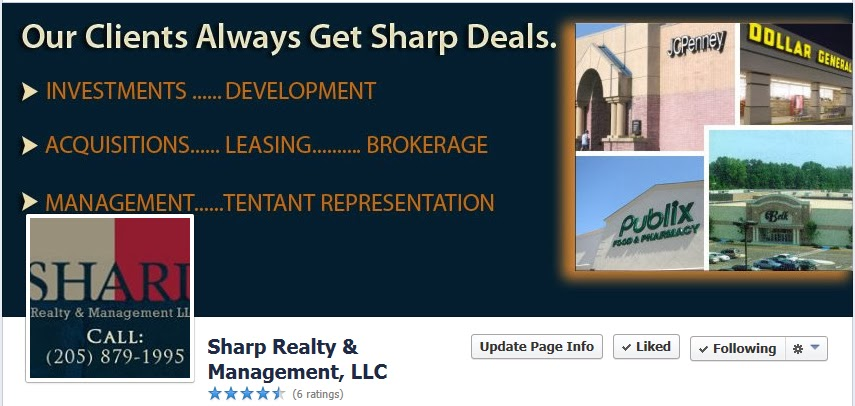 Sharp Realty - Commercial  Real Estate