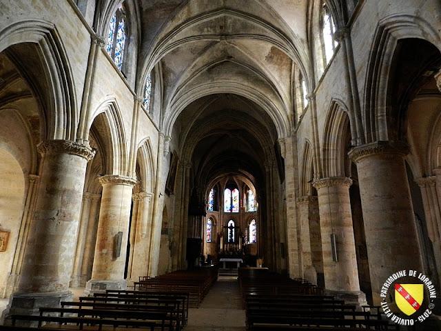 BAR-LE-DUC (55) - Eglise Notre-Dame de l'Assomption (Intérieur)