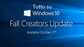 Tutto su Windows 10 FCU
