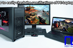 How to easily check the specifications of PC-Laptop