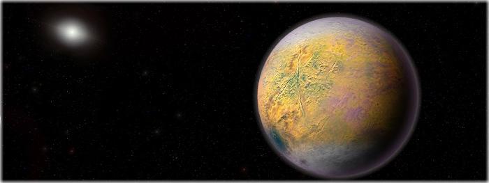 descoberta de novo planeta anão e possibilidade do planeta x