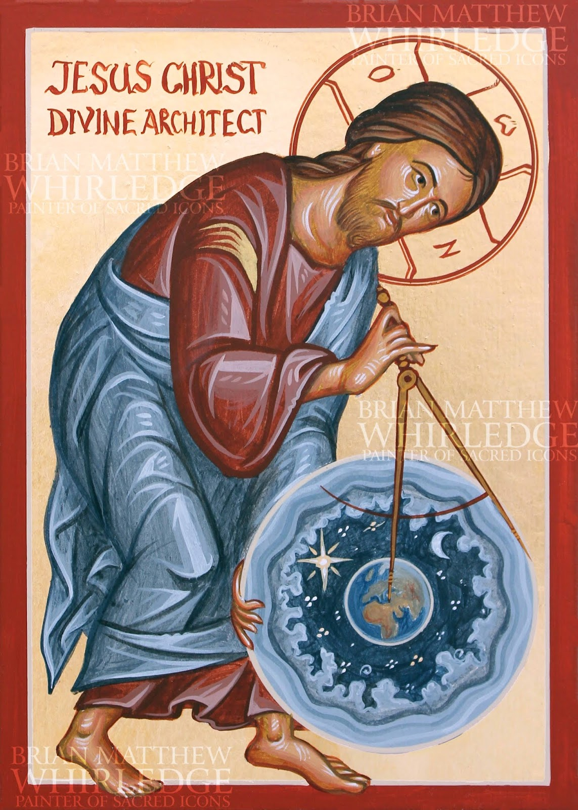 Jesus Christ the Divine Architect