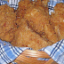 Buttermilk oven fried chicken