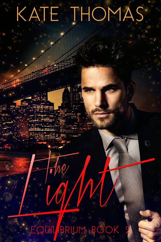 Cover Reveal: The Light, Equilibrium II by Kate Thomas