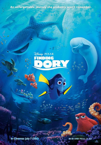 Finding Dory (BRRip 3D 1080p Dual Latino / Ingles) (2016)