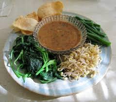 Sayuran Pecel