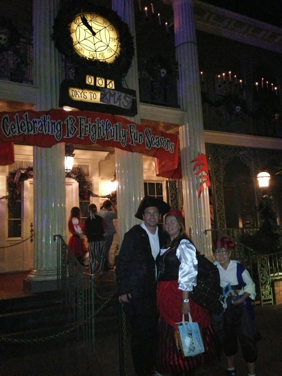 Mickey'd Halloween Party Disneyland