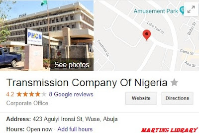 Transmission Company of Nigeria Recruitment 2018/2019 | Apply Here For Best Jobs