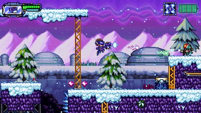 Metaloid Origin Game Screenshot 1