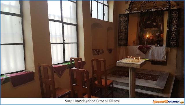 Surp-Hıresdagabed-Ermeni-Kilisesi