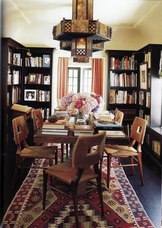 A Love Affair With Design: DINING ROOM