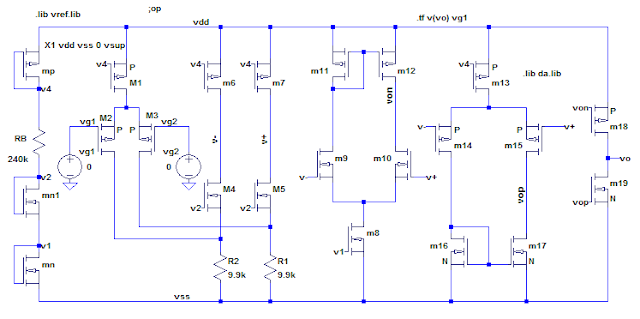 MOSFET Circuit Simulation with LTspice Sub-Circuits - Part III