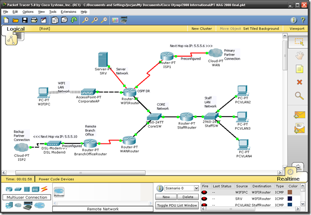 Cisco Packet Tracer: CCNA Networking tool for windows full