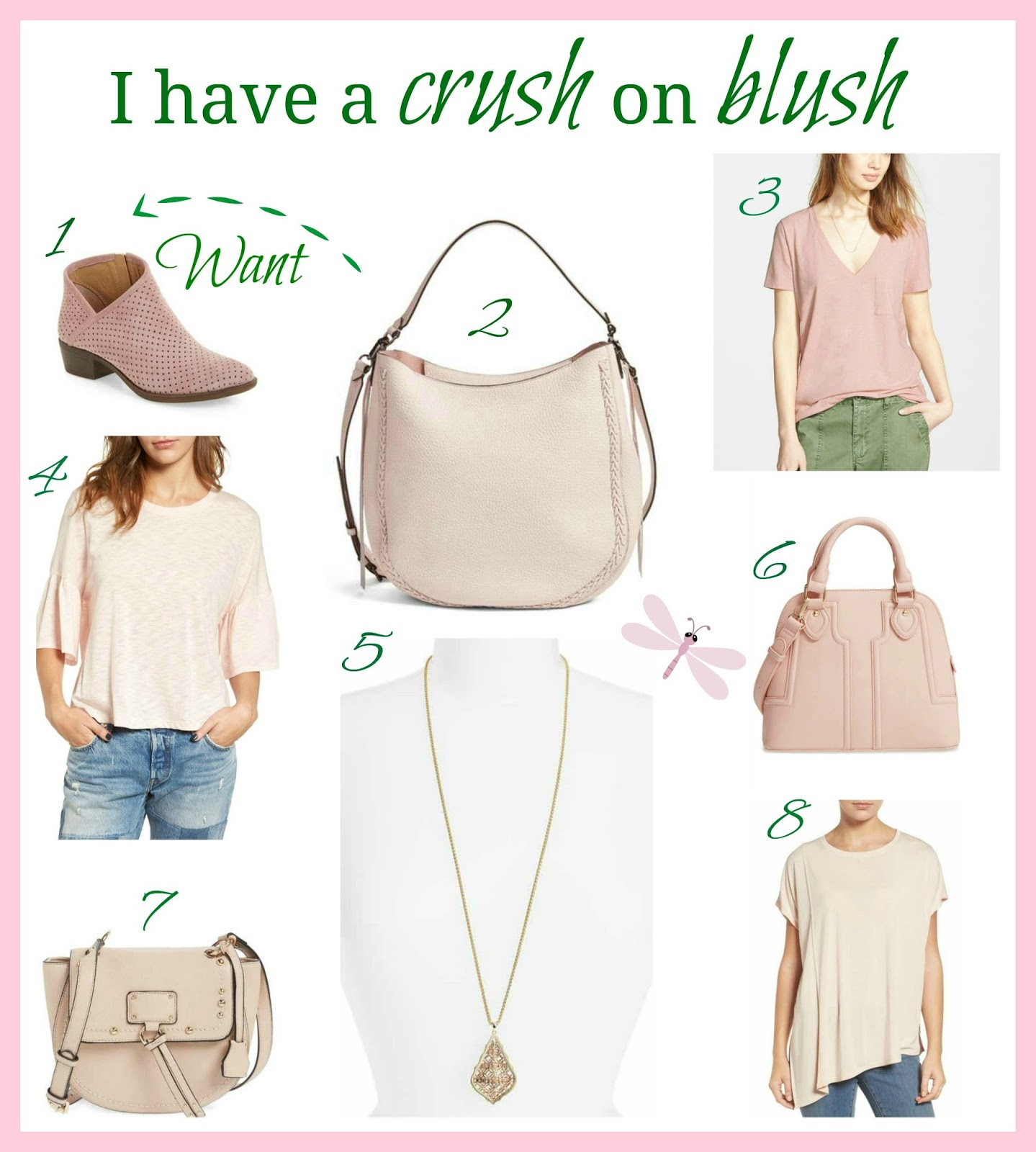 I Have A Blush Crush