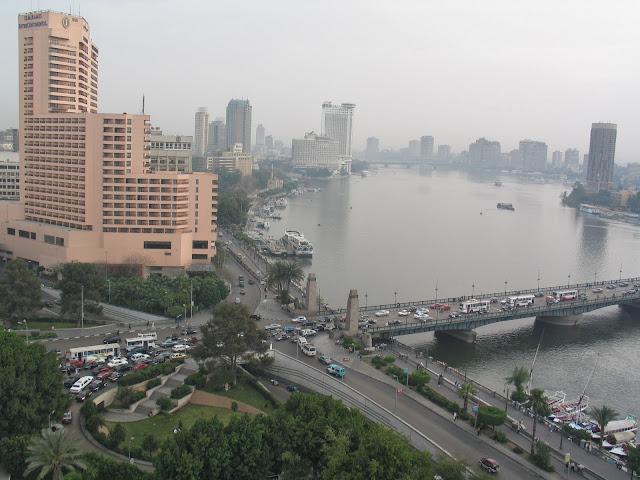 Hilton Oteli, Kahre, Mısır