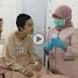 Astagfirullah !! Foto : Tubuh Makin Kurus, Jupe Masih Tersenyum saat Kemoterapi