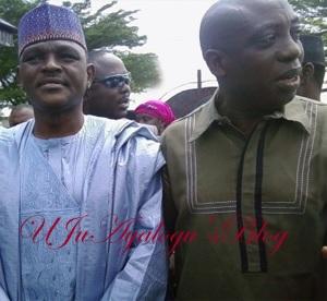 Igbo Quit Notice: Al-Mustapha, MASSOB leader meet to broker peace