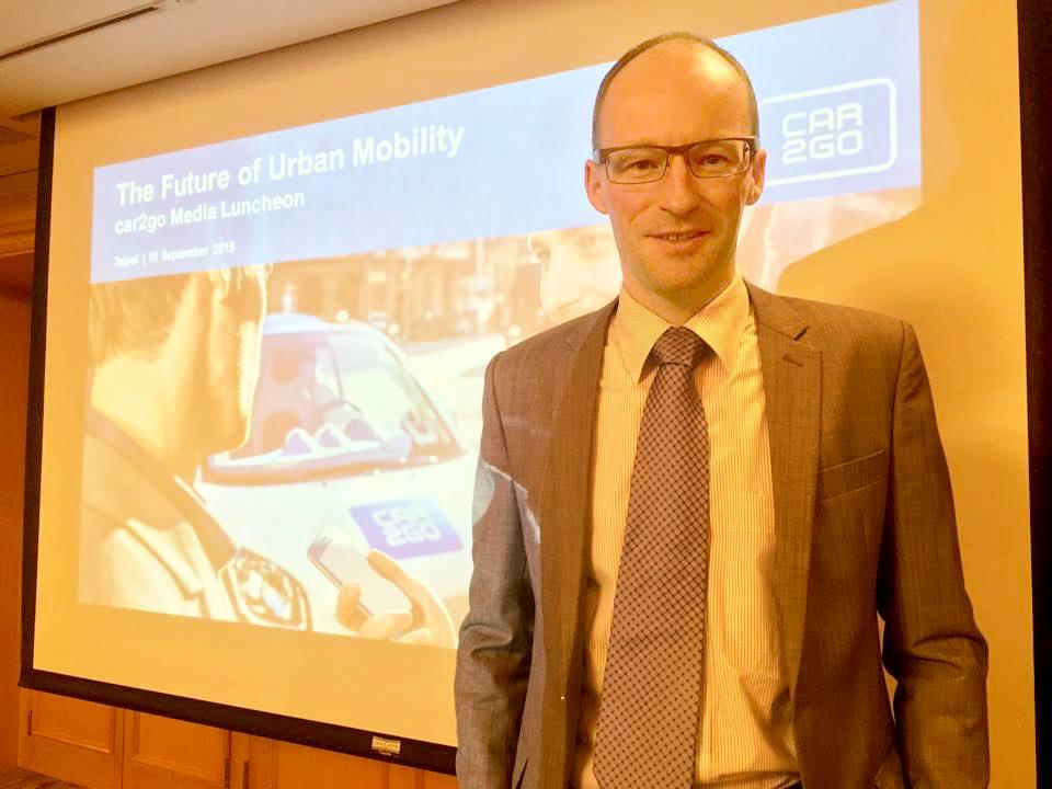 共享經濟正夯!歐洲汽車服務Car2go今年拓點亞洲