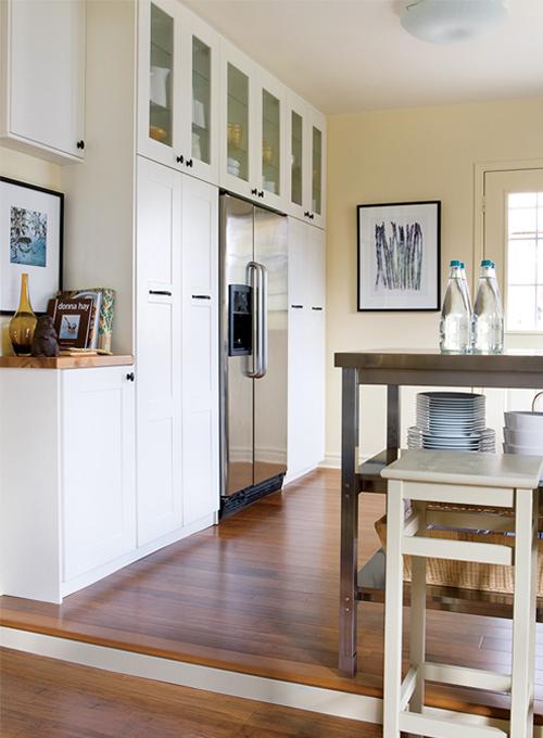 ... in altezza e dare unimmagine più slanciata alla vostra cucina