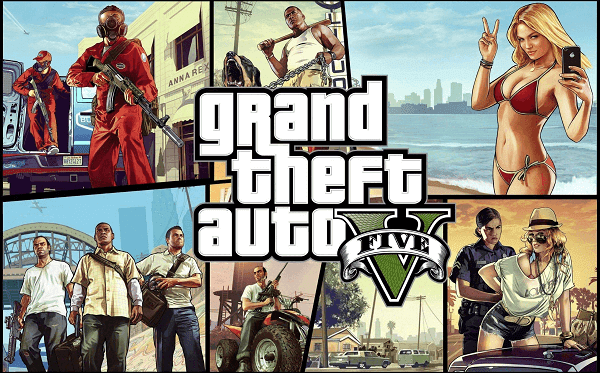Download GTA 5 highly compressed RAR for PC 100 working [No Survey]