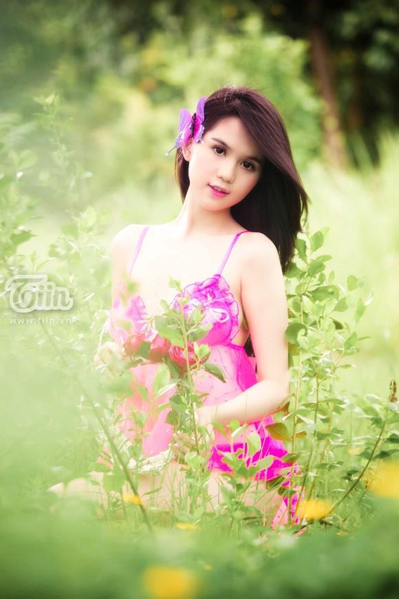 578424 535794793102134 1571396118 n - Sexy Girl NGOC TRINH NO.4 Hot