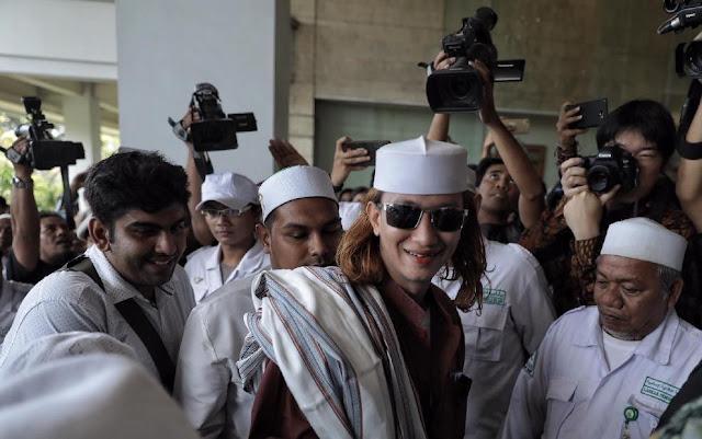 Habib Bahar Ditolak ke Manado, Polisi Minta Warga Tak Emosi