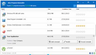 Wise Program Uninstaller 2.28 Build 128 Multilingual