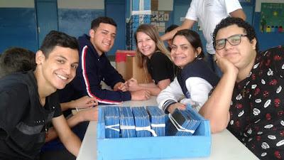 Escola da Família da Escola Yolanda realiza parceria com Instituto Dom Bosco Bom Retiro