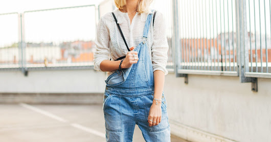 How to Wear: Dungarees