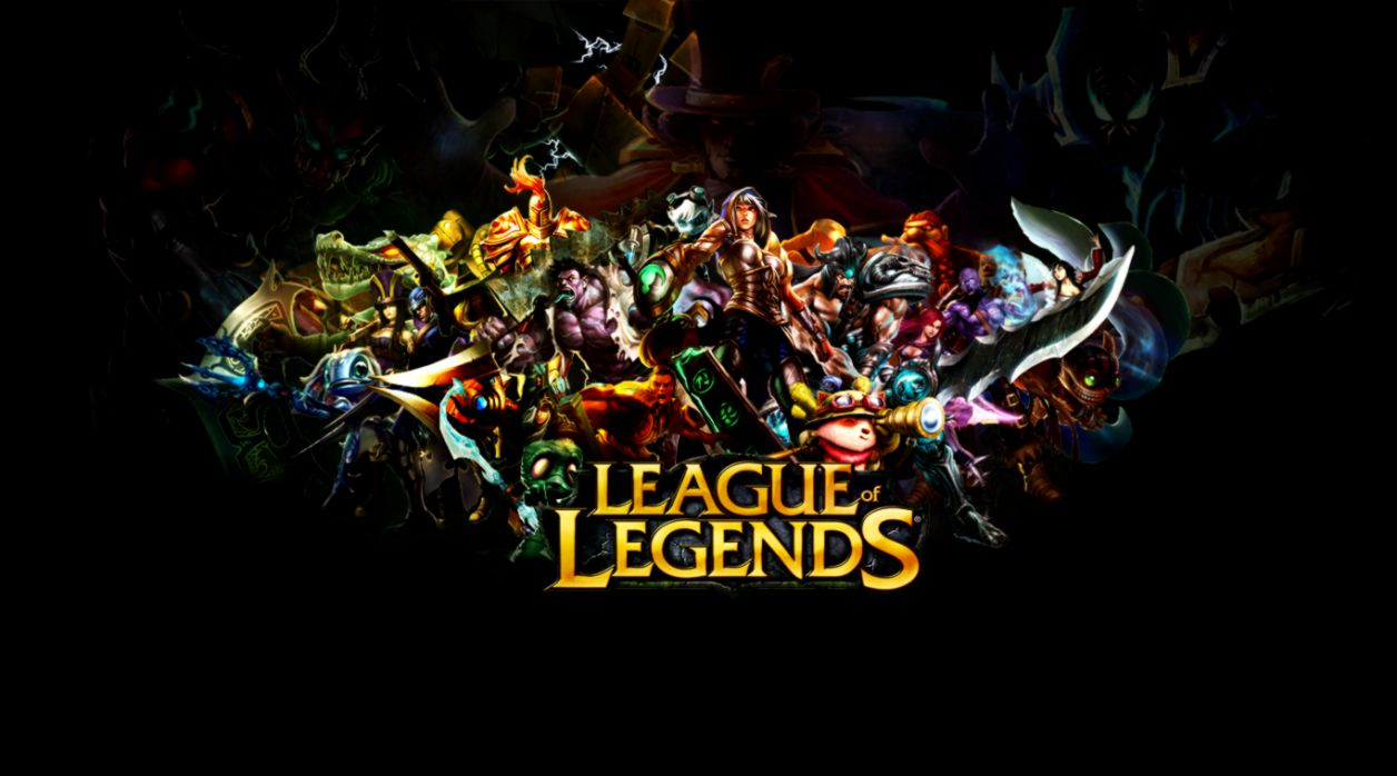 League of Legends Backgrounds Page 2 of 3
