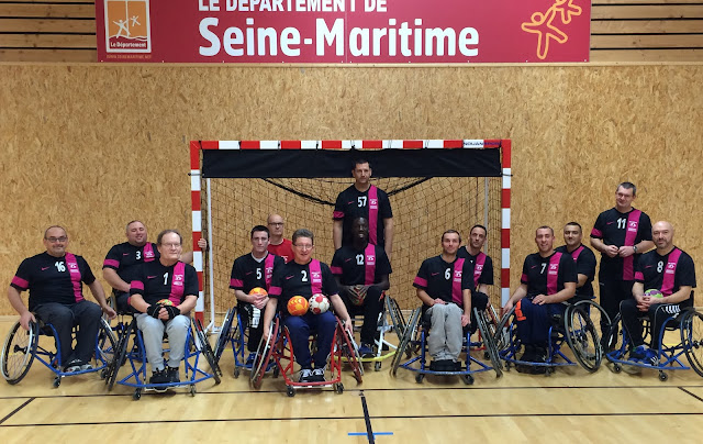 Handball haute normandie