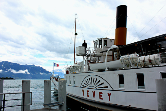 Lake Geneva Lunch Cruise – Dining with CGN – The Lausanne Guide