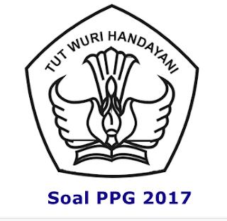 Soal Pretes PPG Guru Tahun 2017