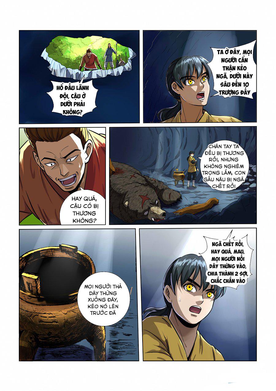 Bất Diệt Nguyên Thần - Chap 7