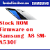 Stock ROM Firmware on Samsung  A8 SM-A530F