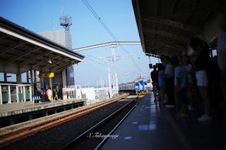 台湾旅行 ローカル線の旅 内湾線 内湾